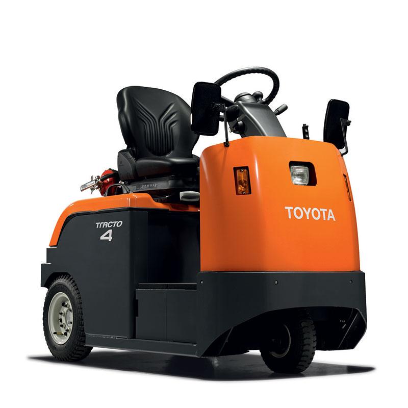 Toyota Tracto 4CBTk4-1